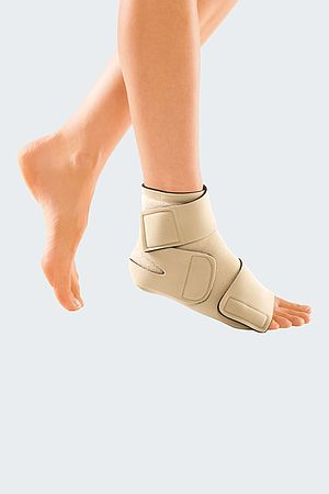 Circaid juxtafit premium interlocking ankle foot wrap