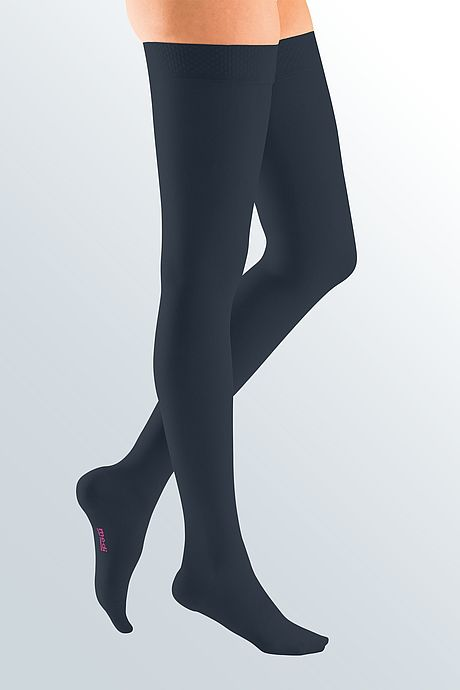 mediven plus compression stockings veanous treatment navy