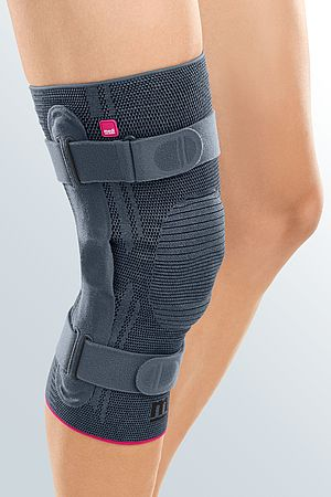Genumedi pro knee support silver
