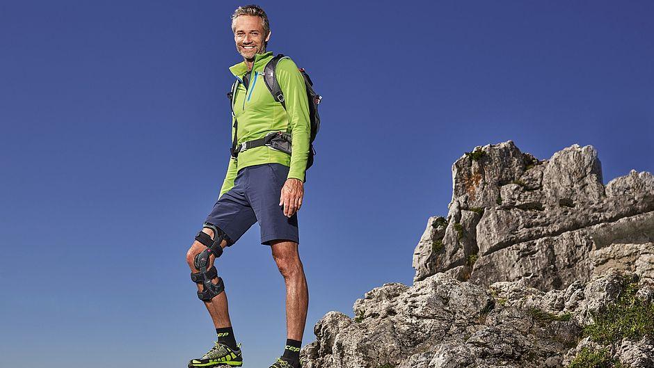 M.4s comfort knee braces from medi