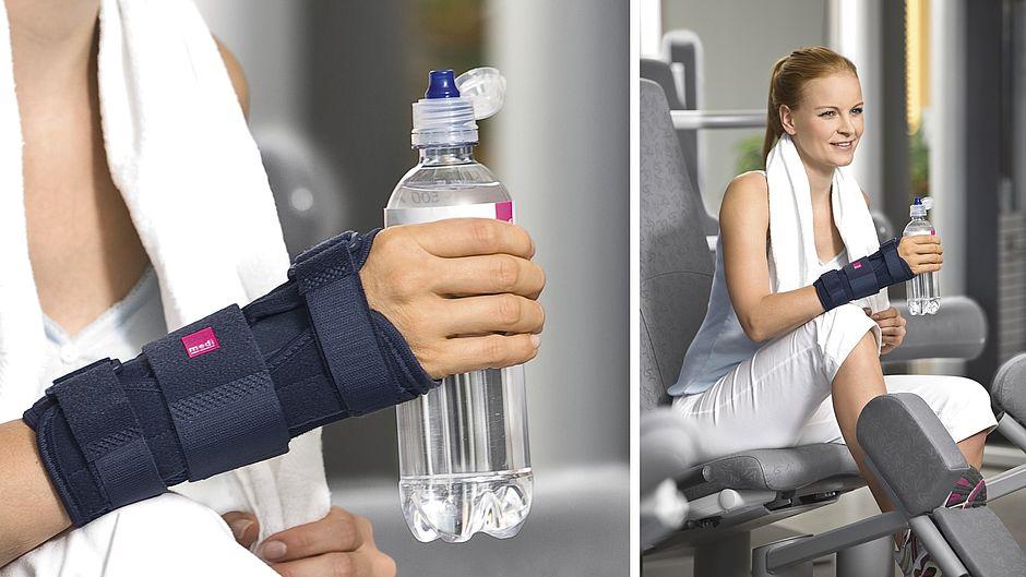 Wrist supports medi Manumed spa