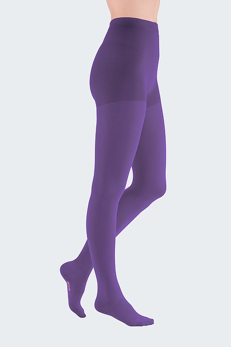 mediven comfort compression stockings veanous treatment violett
